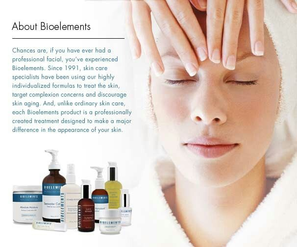 About bioelements skin care skin care tips and services for 101 salon west bloomfield