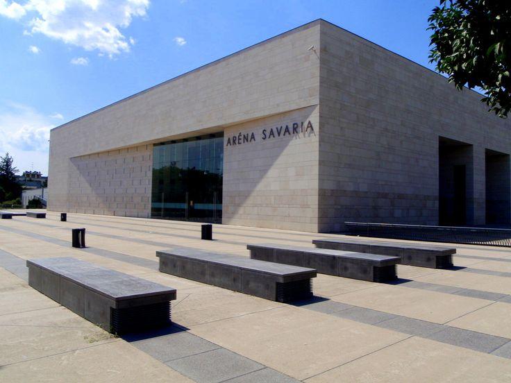 Aréna Savaria, Városi Sportcsarnok - Szombathely | Épitész Studio