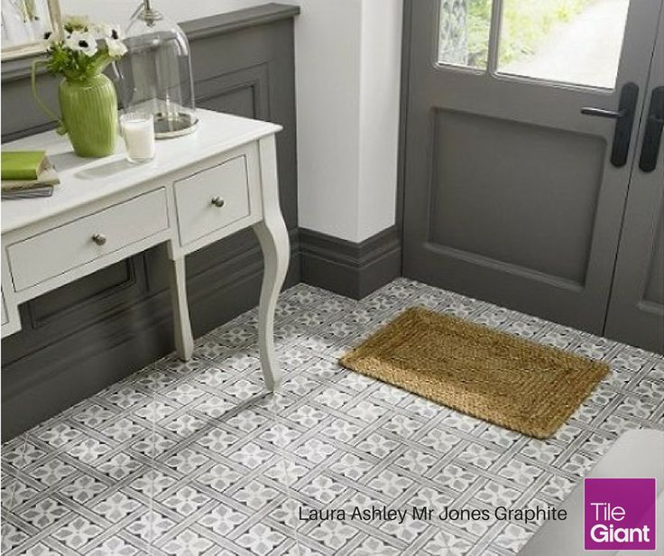 Laura Ashley Floor Tiles >> 7 best New In images on Pinterest | Bathroom ideas