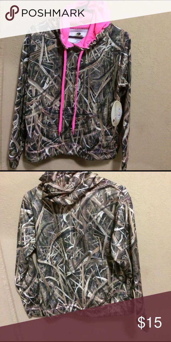 Mossy oak hoodie New Mossy oak pullover hoodie mossy oak Jackets & Coats