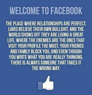 Fb Quotes Best 29 Best Blocked On Facebook Images On Pinterest  Hilarious Quotes . Decorating Inspiration