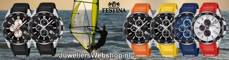 Festina The Originals Horloges Chronograaf Sport in verschillende uitvoeringen. #festina #theoriginals #sports #horloges #herenhorloges #menswatch #watches #chronograaf #chronograph #juwelierswebshop