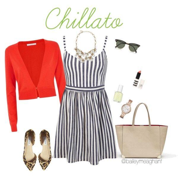 Essie Inspired: Chillato