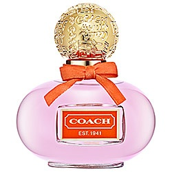 Love this flowery perfume for spring. & I dont want to use it all because the bottle looks so cute on my vanity.