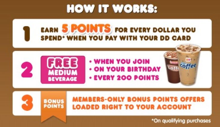 #FreeSwagFromezSwag Join #DunkinDonuts #DDPerks Rewards Program get a #free drink in any size. www.dunkindonuts.com #HaveFun #ezswag