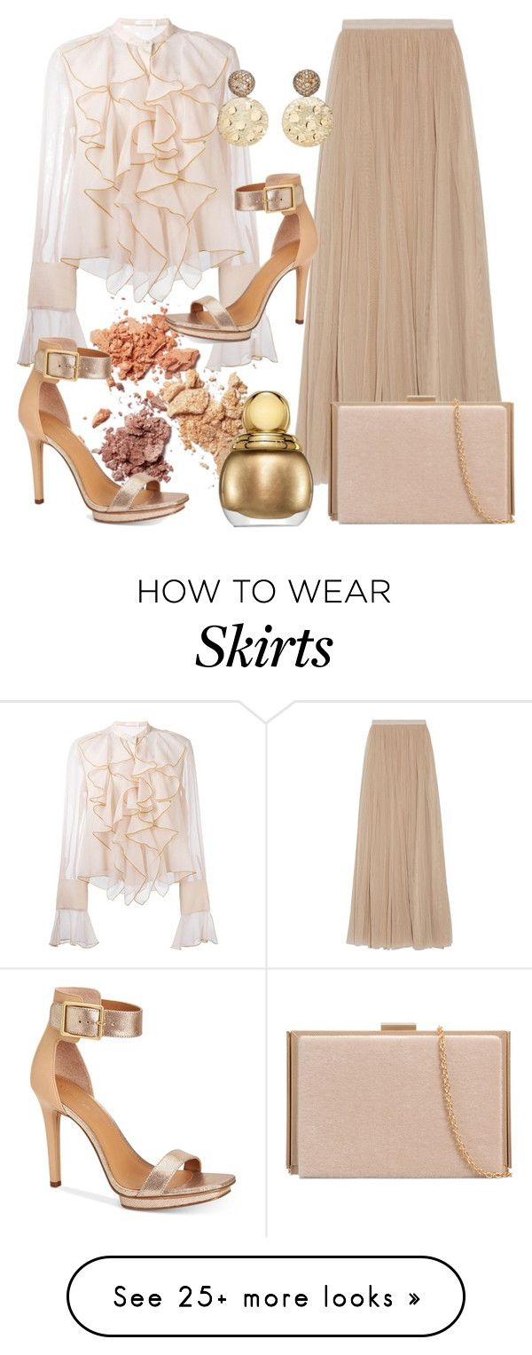 """Untitled #651"" by pesanjsp on Polyvore featuring See by Chloé, Needle & Thread, VRAM and Calvin Klein"