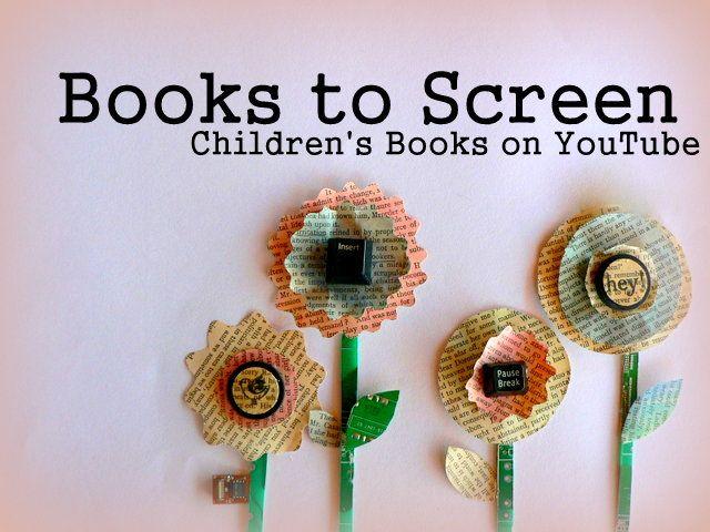 Books to Screen: Children's Books on YouTube