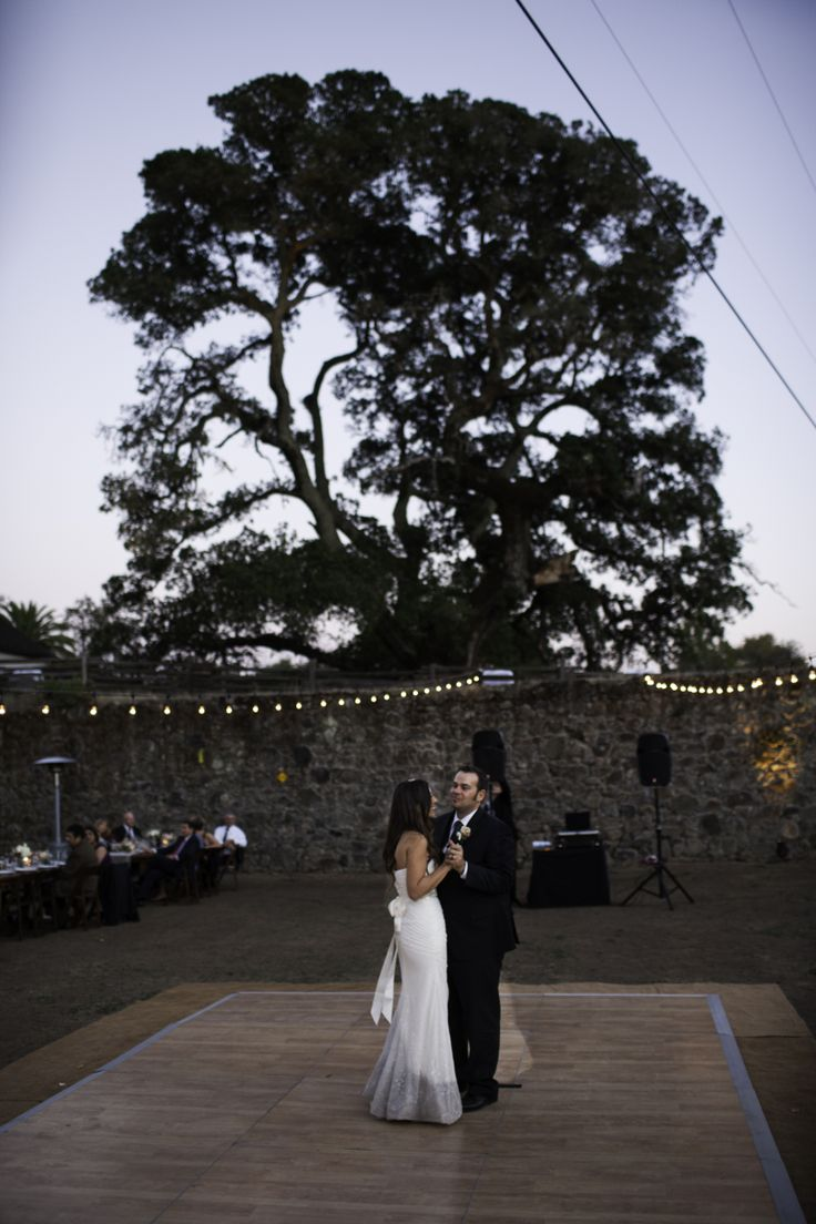 Dancing Under the Oak tree