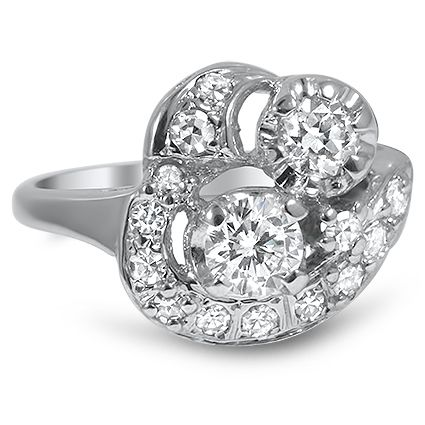 36 best 10th anniversary rings images on pinterest for 10th wedding anniversary jewellery