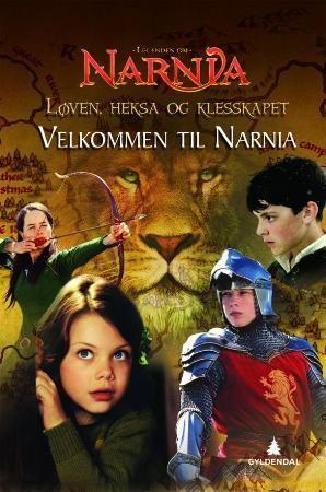 """LUS 11-12 """"Velkommen til Narnia"""" av Jennifer Frantz"""