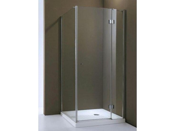 Vetro Semi-Frameless Shower