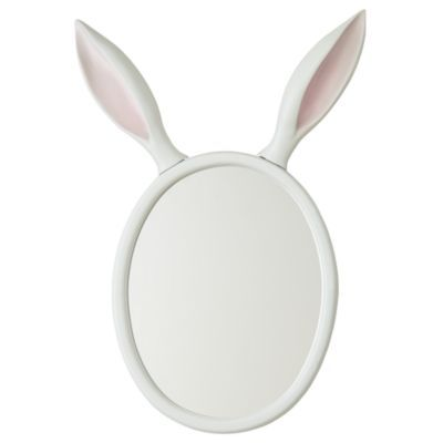 bunny mirror from land of nod, $69