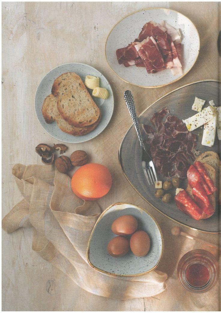 Amatevi anche a tavola. Curate i dettagli e ogni sapore si arricchirà...  #StoneCast #Churchill  www.detertecnicamaglie.it