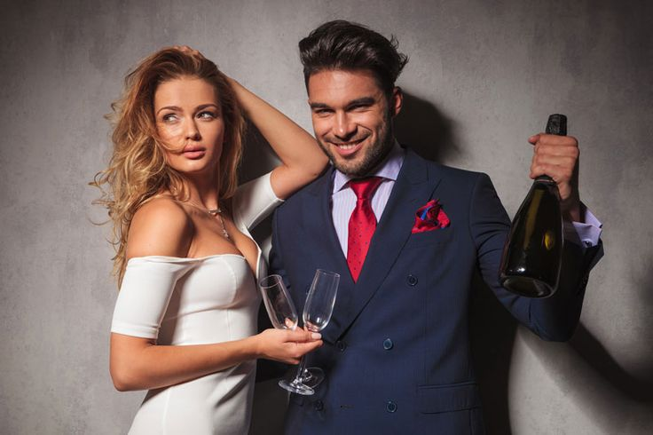 Why do so many men seem to have a fear of being overdressed? Being underdressed is far worse and much more difficult to escape. Don't be afraid to look good