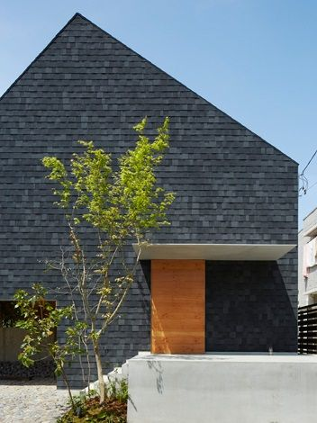 House in Anjo, Aichi, Japan. Suppose Design Office.