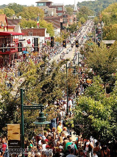 Fayetteville, Arkansas Festival