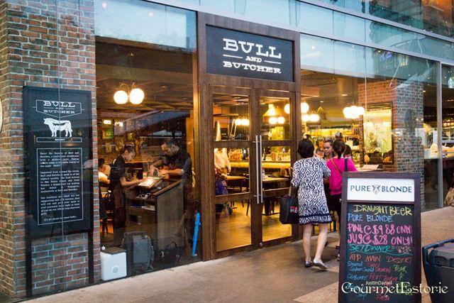 Bull and butcher 2013 1 of 20 restaurant front pinterest vlees en eigentijds - Eigentijds restaurant ...