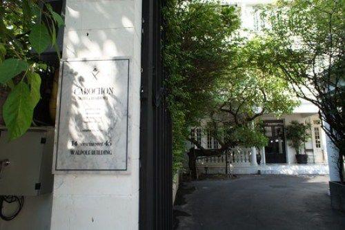 Thai Lao Yeh @Cabochon hotel 14 Soi Sukhumvit 45,Bangkok Thailand. Tel: +66 (0) 2259 2871