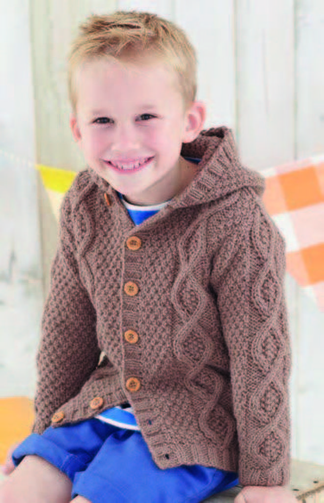 f8ed97564cfe Baby Boy s   Boy s Cardigans in Sirdar Supersoft Aran - 4900 ...
