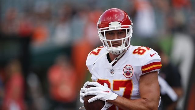 Injury updates for Chiefs and Patriots Week 1 matchup