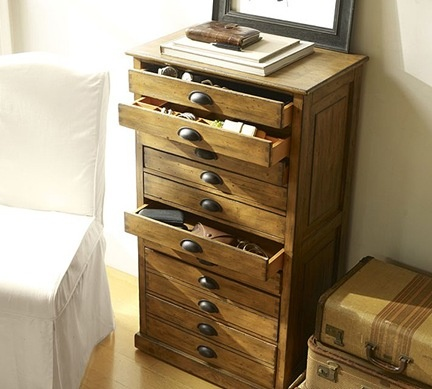 Apothecary Chest Pottery Barn Woodworking Projects Amp Plans