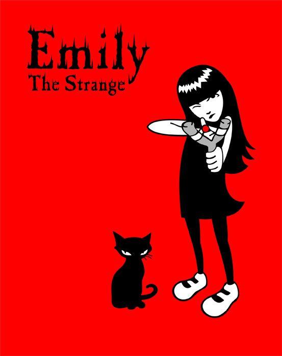 Emily+The+Strange+by+ryandws.deviantart.com+on+@DeviantArt