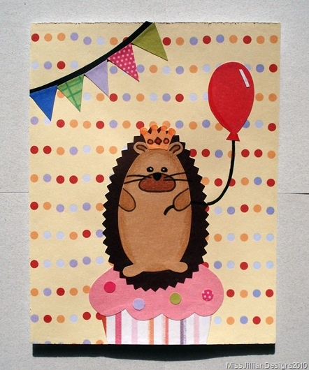 Hedgehog Queen Birthday Card Cards Pinterest Shops - Childrens birthday cards for the queen