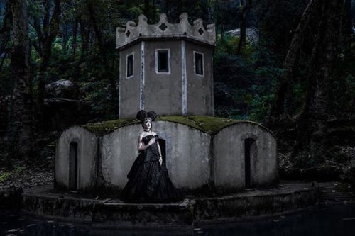 The Cursed Queen  Photographer: Maeva Foulon @maeva_foulon Hair/Makeup: Adeline Viallon - Coiffeur A&C Styliste-Visagiste Model: Inês Gomes @ines_modele_off_ Assistant Hair/Makeup: Camille Baugrand Assistant Photographer: Bertille Cormont #DarkBeauty #DarkBeautyMag #DarkBeautyX #fashion #photography - #Beauty and #Fashion Inspiration - #Dresses and Footwear - #Designer Handbags and Styling Accessories - International Advertising Campaigns - Gifts and Bargain Shopping - #Famous Brands…