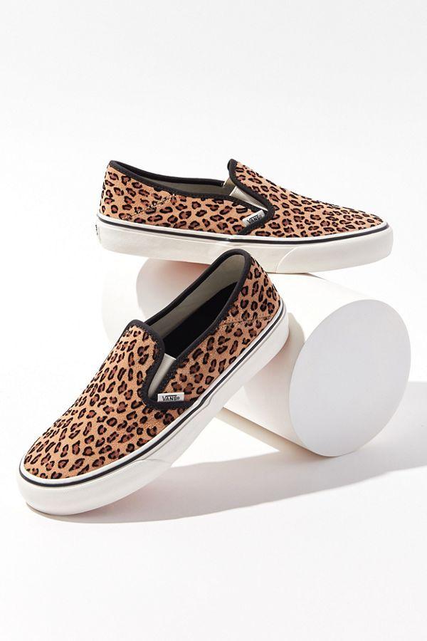 Vans Mini Leopard Slip-on SF Sneaker