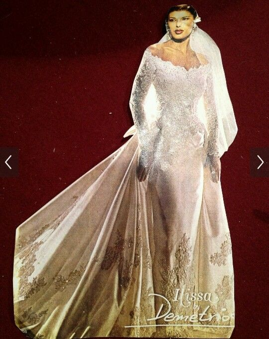 132 best 80\'S & 90\'S WEDDING DRESSES images on Pinterest | Short ...