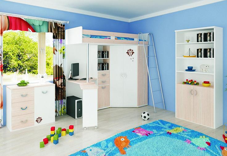 Czas wakacji to świetny okres na zmiany w pokoju dziecka. Prezentujemy więc nowość 2014 - systemowe meble młodzieżowe Junior.  http://sagameble-sklep.pl/584-junior