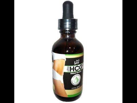 La Dieta (HCG) o GCH - Hormona Gonadotropina Corionica Humana +HCG