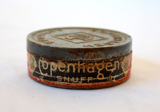 Trace the well-known chewing tobacco brand Copenhagen to its Pittsburgh origins.