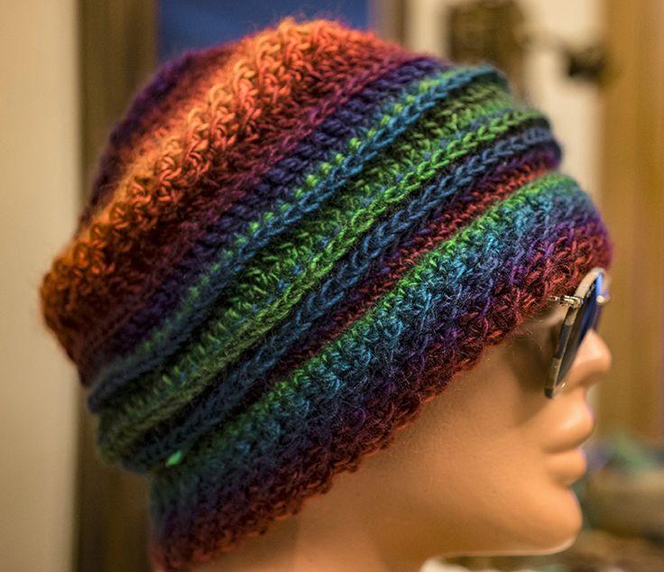 Winter Blast Hat - The Crochet Crowd on YouTube