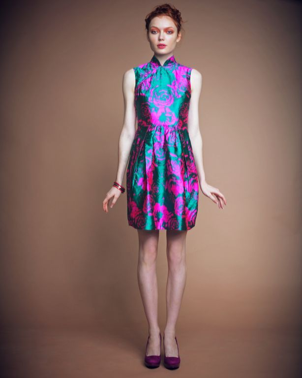 Bonjour Singapore: Fashion blog with a focus on Asia: A Singaporean Chinese New Year from Tong Tong