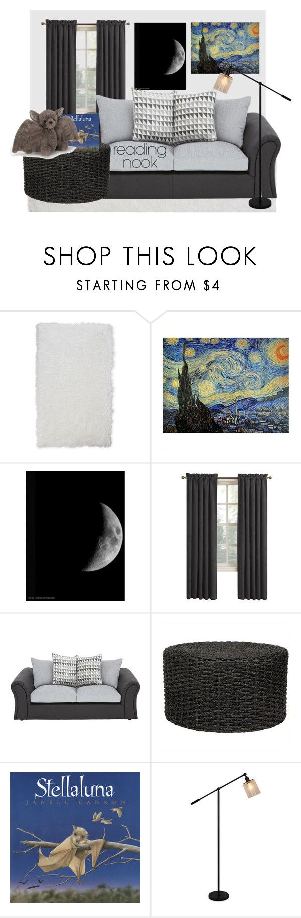 """""""spooky stories"""" by purplicious ❤ liked on Polyvore featuring interior, interiors, interior design, home, home decor, interior decorating, Home Dynamix, Sun Zero and Nook"""