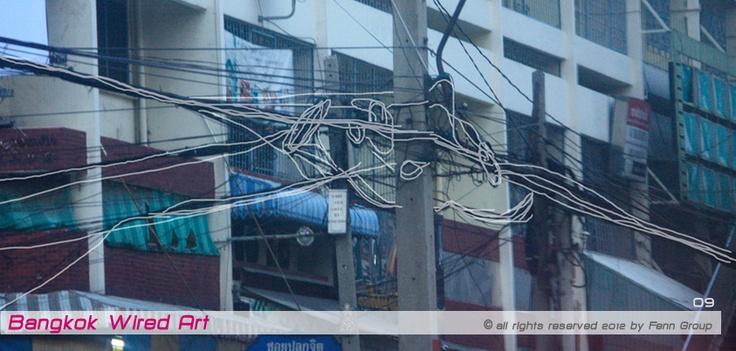 Bangkok Wired Art 09