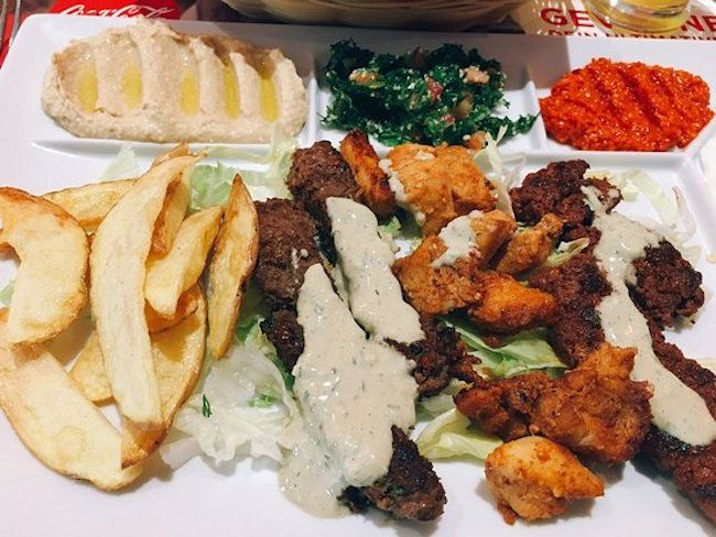 8 Top Halal Restaurants In Zurich For Muslim Travellers To Try Halal Recipes Halal Food