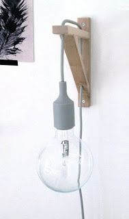 Pictures and Ideas:): simpe light