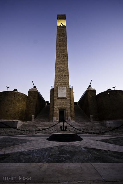 Monumento al Marinaio #brindisi #puglia #italy #BRIMD