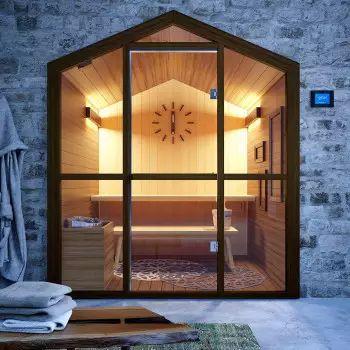 Glass 1989 HSH Sauna