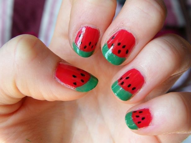 Summer Manicure/Pedicure Ideas To Try