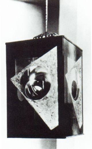 Eileen Gray Japonaise lantern c.1923