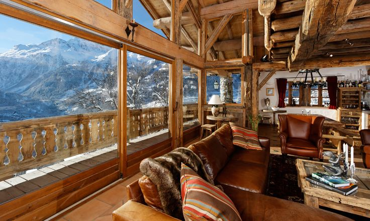 An outdoor hot tub, a private massage suite, a personal chef and access to some of the best ski resorts in France - a stay at the luxurious Chalet Merlo is fit for royalty!