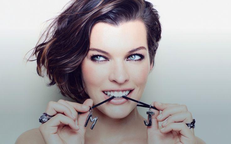 Beautiful Milla Jovovich