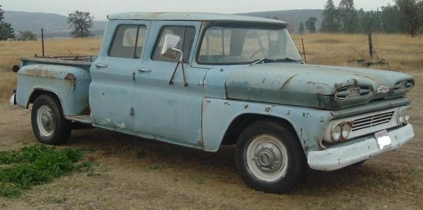 60-66 crew cabs or extended cabs - Page 7 - The 1947 - Present Chevrolet & GMC Truck Message Board Network