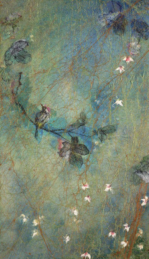 Hand Papermaking's Artist Registry:Elaine Cooper