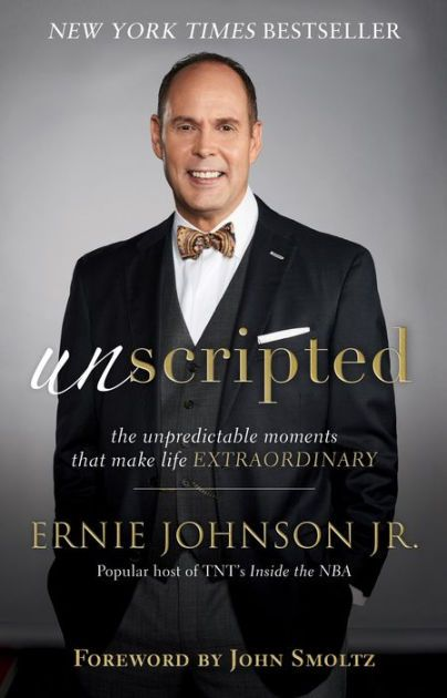 Ernie Johnson Jr. is a three-time Sports Emmy Award winner and host of TNT's Inside the NBA with Charles Barkley, Kenny Smith, and Shaquille O'Neal. He...