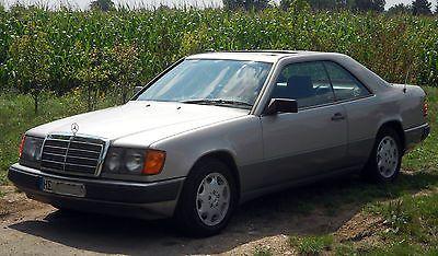 Mercedes-Benz Mercedes-Benz 300 CE mit Euro 2 fast Oldtimer als Sportwagen/Coupé in Dossenheim