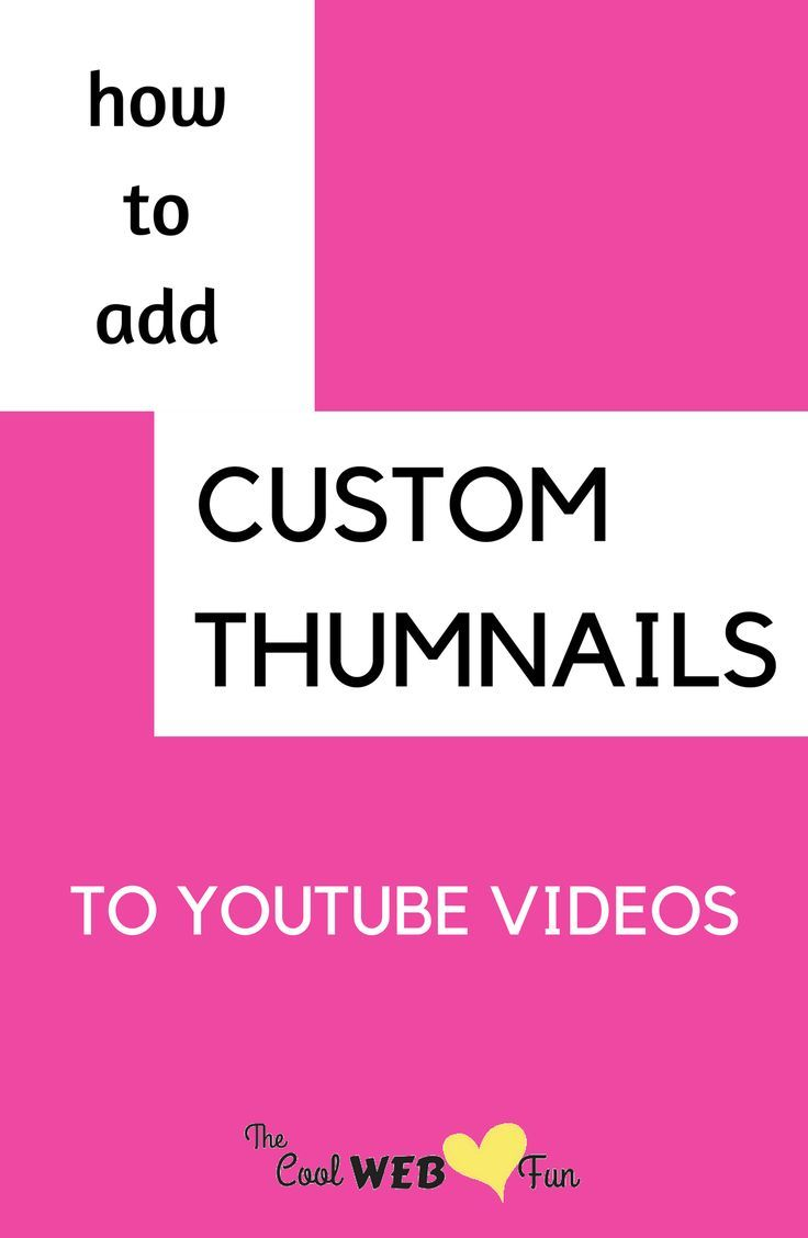 How to change thumbnail on Youtube? If you are wondering about youtube thumbnail generator then first verify your account and follow it at http://www.coolwebfun.com/add-custom-thumbnail-youtube/